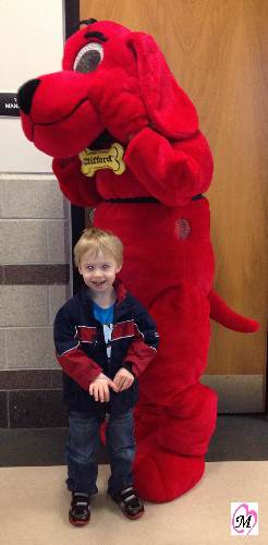 Visit with Clifford