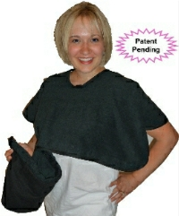Nursing Cover & Burp Cloth