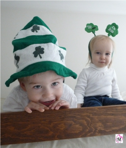 St. Patrick's Day Kid picture