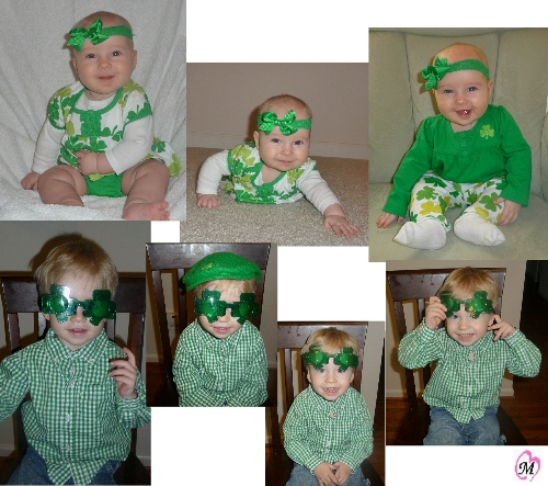 Kid St. Patrick's Day Pictures
