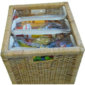 Storage Bags - Store Toys, Craft Supplies, and much more